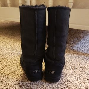 Black/ Smokey Gray Classic Tall Ugg Boots